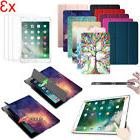 "For iPad 6th 9.7"" 2018 iPad Air 2 Case Smart Stand Cover + 3"