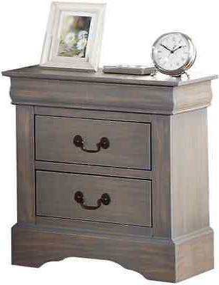 louis philippe iii nightstand antique
