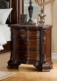 Mandalay Brown Night Stand
