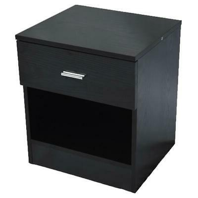 night stand 2 layer w drawer bedside