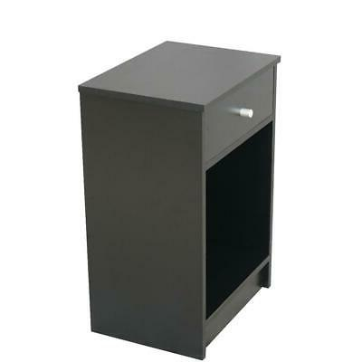 Night Stand 2 W/Drawer End Organizer Bedroom