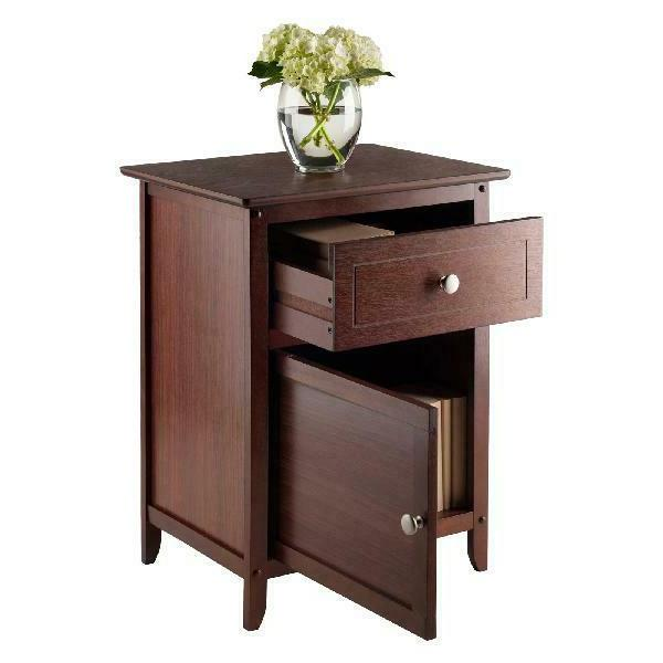 Night Table Bedside Drawer
