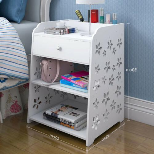 3 W/Drawer Night Stand Bedroom