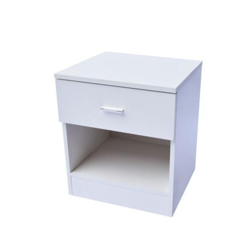 nightstand bedroom bedside table storage furniture night