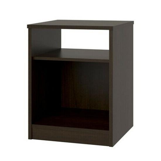 Nightstand w/ and Cubby, 6