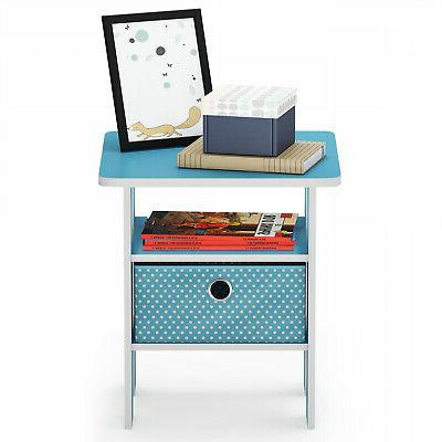 Furinno End Bedroom Night Stand Colors
