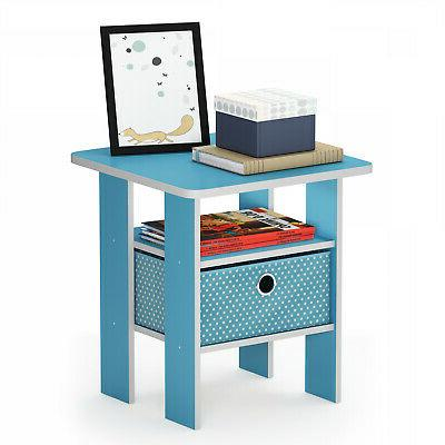Furinno Table Bedroom Night Stand Colors