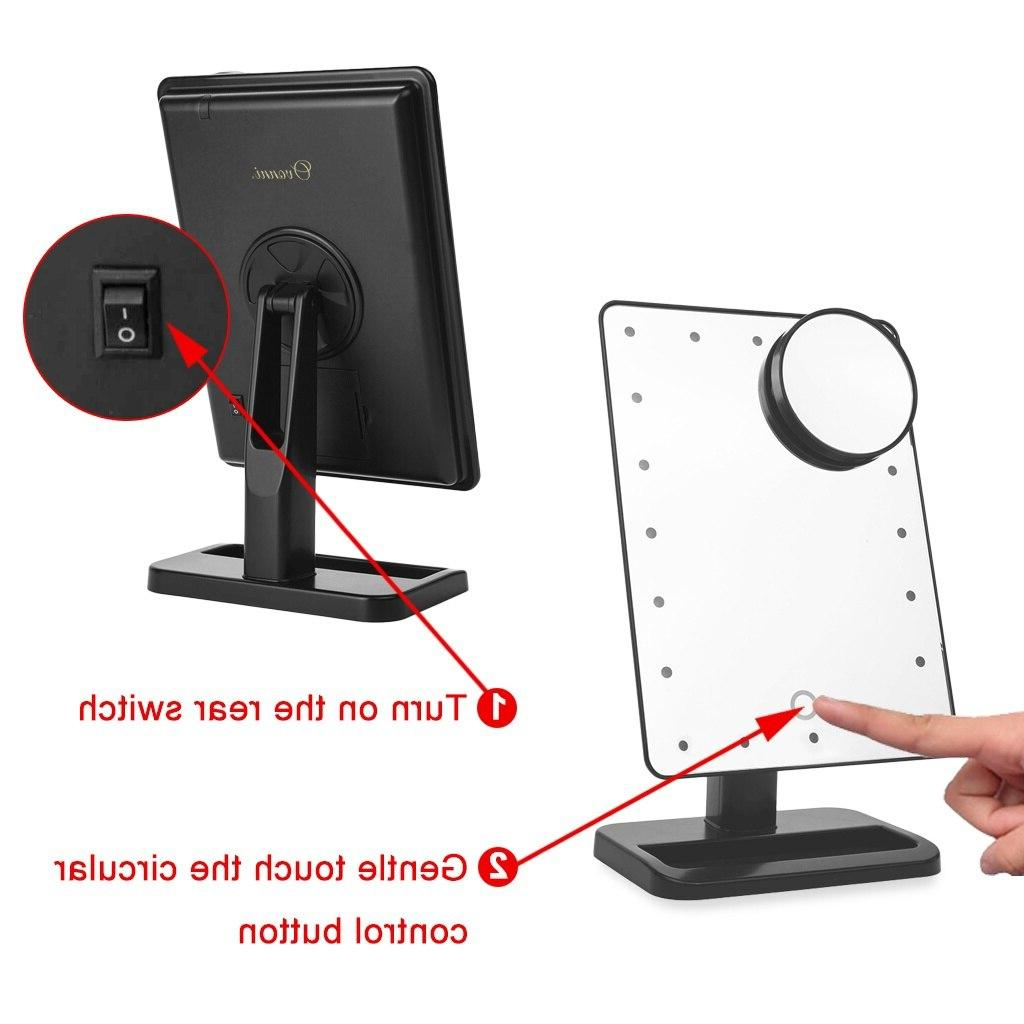 Portable 20 Touch Screen <font><b>Mirror</b></font> with