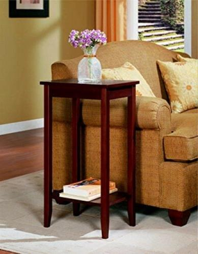 Rosewood End Table Night Bedside Office Room