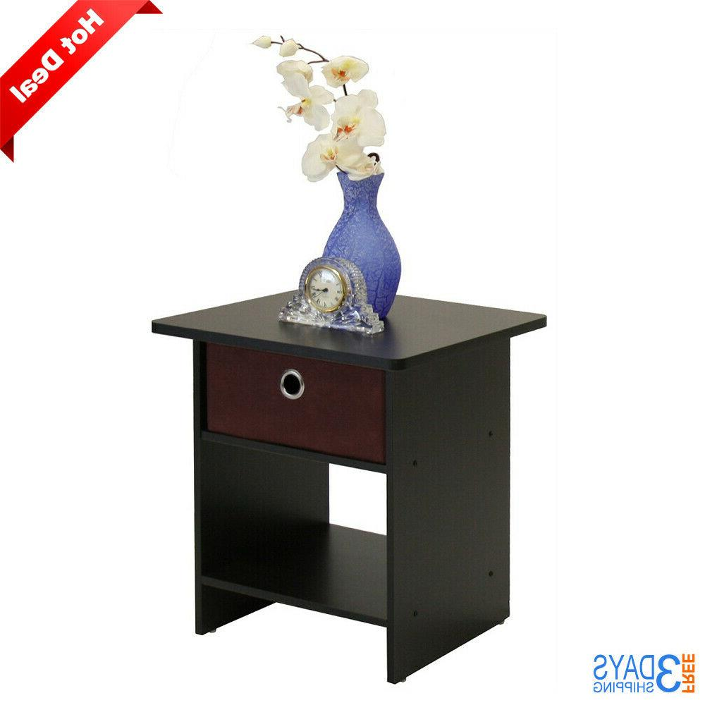 side table for small spaces narrow end