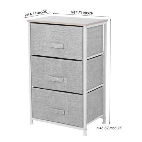 Sofa Table Accent Room 2/3 Fabric Drawer