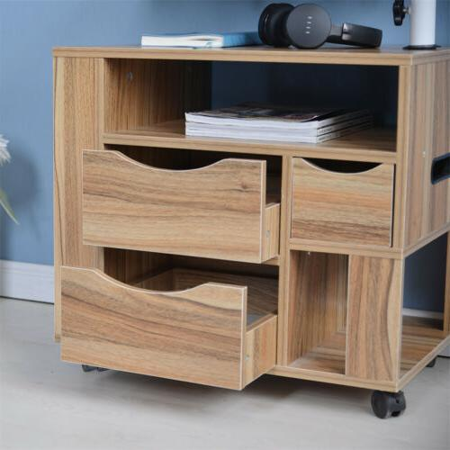 Rolling Notebook Desk Night Stand