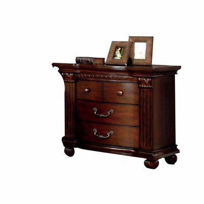 Furniture 3 Drawer in Cherry