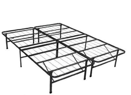Spa Base Bed Black, Multiple