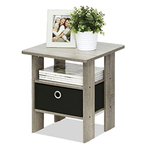 FURINNO Night Stand French Small