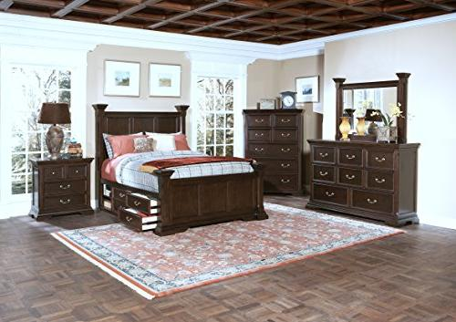 35c timber city bedroom set