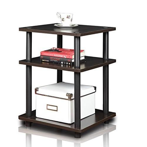 Furinno Assembly Multipurpose Shelf 15095CC/GY,