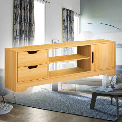 TV Wooden TV Stand Unit Cupboard