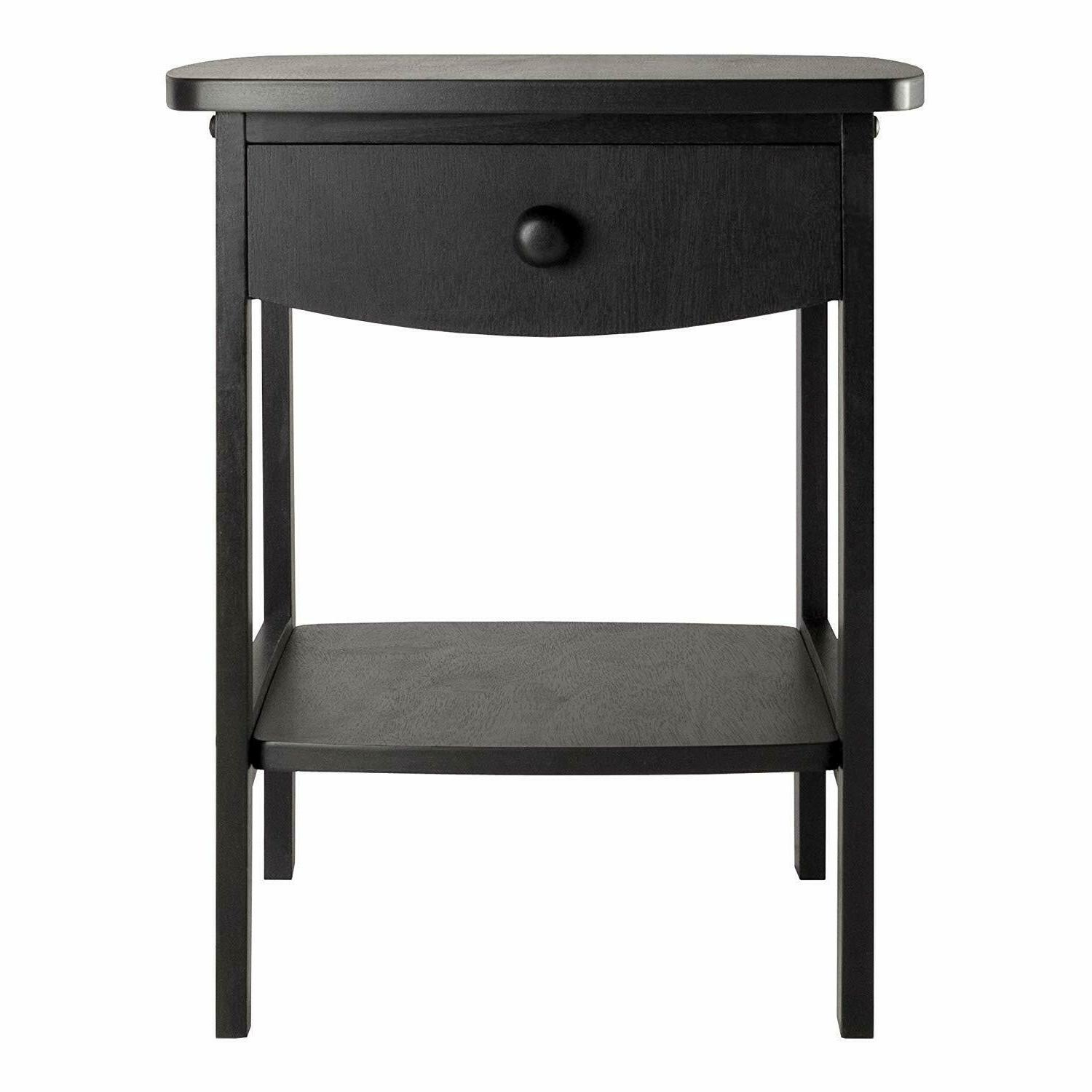 Winsome Wood 20218 Claire Accent Table,
