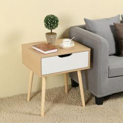 Nightstand Side End Table Accent Sofa Chair Stand Living Roo