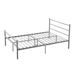 GreenForest Metal Bed Frame Full Size, 10 Legs Mattress Foun