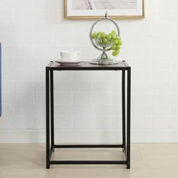 Modern Design Single Layer Square End Table Night Stand Coff