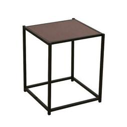 Modern Style Square Side Night Stand Coffee Table Living Roo
