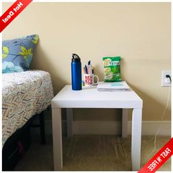 End Table For Small Spaces Narrow Side Bedside Night Stand M