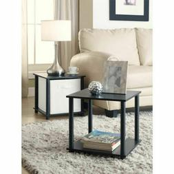 Night Stand Bedroom Bedside Furniture Set of 2 Sofa End Side