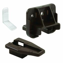 Night Stand Drawer Track Guide and Glides Replacement Furnit