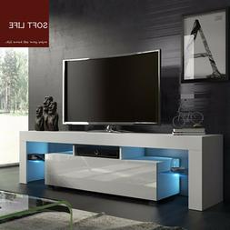 Night Stand End Table With 2 Drawers Sofa Bedside Desk Bedro