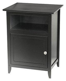 NEW Nightstand End Table Bedroom Furniture Wood Drawer Night