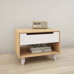 Nordik 1 Drawer Nightstand