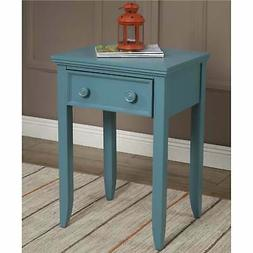 Notting Hill Night Stand 4 Legs 1 Drawer  1-drawer