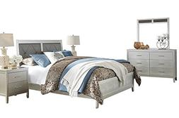 Ashley Olivet 5pc Bedroom Set Cal King Panel