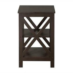 Popular Modern Style Night Stand End Side Bedside Table Orga