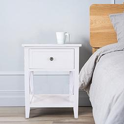 Preminum Night Stand X-Design Side End Table Night Stand Sto