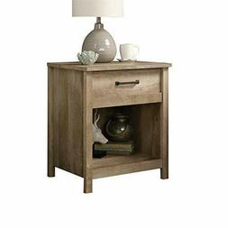 "Sauder 416868 Cannery Bridge Night Stand L: 22.13"" x W: 17.5"