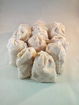Set of 12 Natural Cedar Scented Sachets for Drawers Pillow N