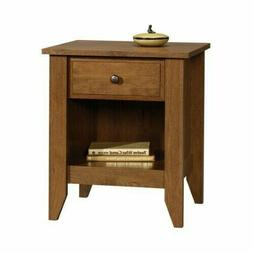 Sauder Shoal Creek Night Stand 410412 Oiled Oak NEW in box