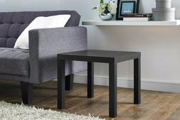 Square End Table / Night Stand / Accent Table - No Tools Req