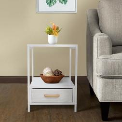Lifewit Square Side Nightstand Elegant End Table, Coffee Sof