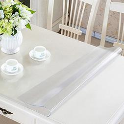 Sweetdecor Table Cover Protector Desk Pads Mats Multi-Size T & Sweetdecor Table Cover Protector Desk Pads Mats Multi-Size