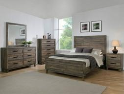 Crown Mark TACOMA Queen Bedroom Set - HOUSTON ONLY!