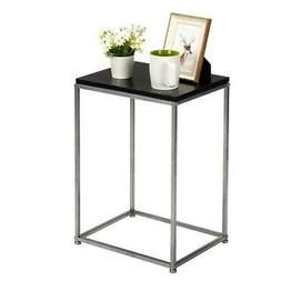 Tall End Table Coffee Stand Night Side Nightstand Home Accen