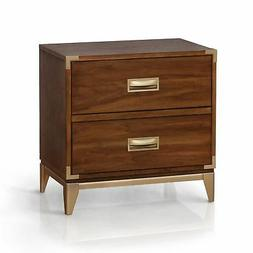 tamelia mid accented 3 drawer